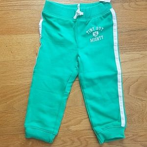 Carter's brand new jogger